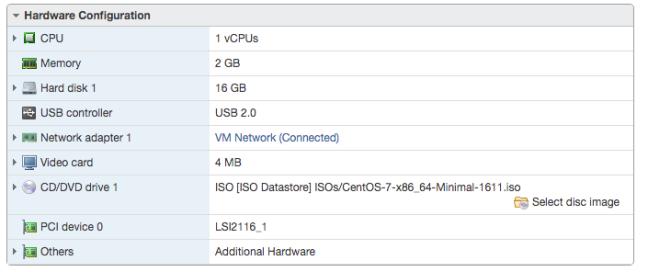 Hardware Passthrough in VMware ESXi 6 5 – Nerd Blogging
